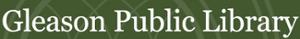 Gleason Public Library's Company logo