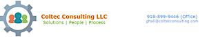 Glen Hall - Coltec's Company logo