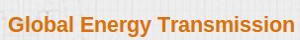 Global Energy Transmission's Company logo