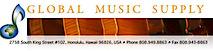Globalmusicsupply's Company logo