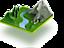 BlueStar Resort & Golf's Competitor - Go Green Gardeners logo