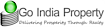 51Assets's Competitor - Go India Property logo