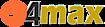 Go4max Online Logo