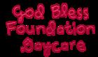 God Bless Foundation Daycare's Company logo