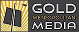 Gold Metropolitan Media's Company logo