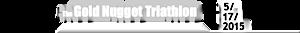 Gold Nugget Triathlon's Company logo