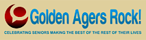 Golden Agers Rock's Company logo