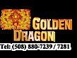 Goldendragontaunton's Company logo