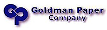 Goldman Paper Company's Company logo