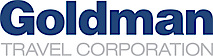 Goldman Travel's Company logo