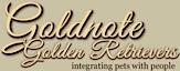 Goldnote Golden Retrievers's Company logo