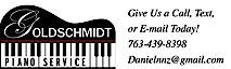 Goldschmidt Piano Service's Company logo
