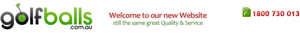 Golf Balls Australia's Company logo