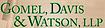 Gomel Davis & Watson Logo
