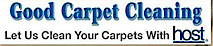 Good Carpet Cleaning's Company logo