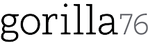 Gorilla 76's Company logo