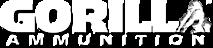 Gorilla Ammunition's Company logo