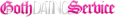 Goth Dating Service Logo