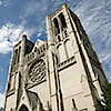 Grace Cathedral's Company logo