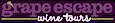 Rush Creek Wines's Competitor - Grape Escape Wine Tours logo