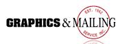 Graphics & Mailing's Company logo