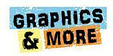 Graphics and More's Company logo
