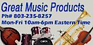 Great Music Products's Company logo