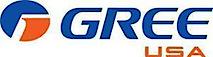 Gree USA's Company logo