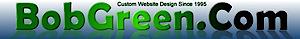 Green Bob Trucking's Company logo