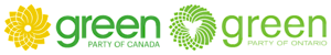 Green Party Hamilton's Company logo