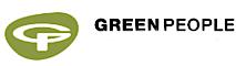 Green People's Company logo