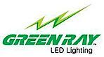 Green Ray LED's Company logo