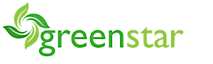 Green Star Laundry's Company logo