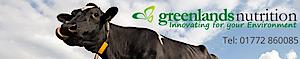 Greenlands Nutrition's Company logo