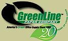 Greenline Paper's Company logo