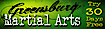 Anderson's Cash Registers Systems's Competitor - Greensburg Martial Arts logo