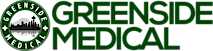 Greenside Medical's Company logo