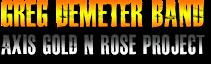 Greg Demeter Band's Company logo