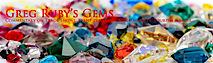 Greg Ruby's Gems's Company logo