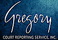 Gregory Court Reporting Service's Company logo