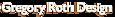 Studio Slim's Competitor - Gregory Roth Design logo