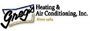 Gregs Heating & Air Conditioning's Company logo