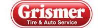 Grismer Tire's Company logo