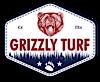 Grizzly Turf's Company logo