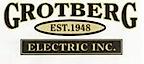 Grotberg Electric's Company logo