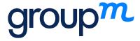 GroupM's Company logo