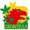 Growzilla's Company logo