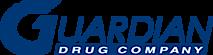 Guardian Drug Company's Company logo