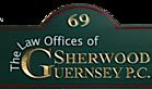 Guernsey Sherwood's Company logo
