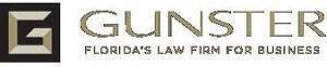 Gunster's Company logo